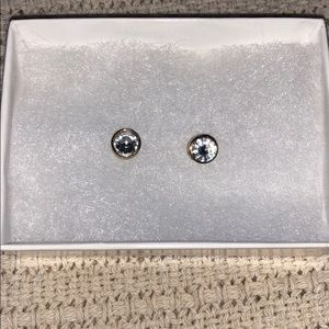 Urban Outfitters Jewelry - UO Faux diamond studs